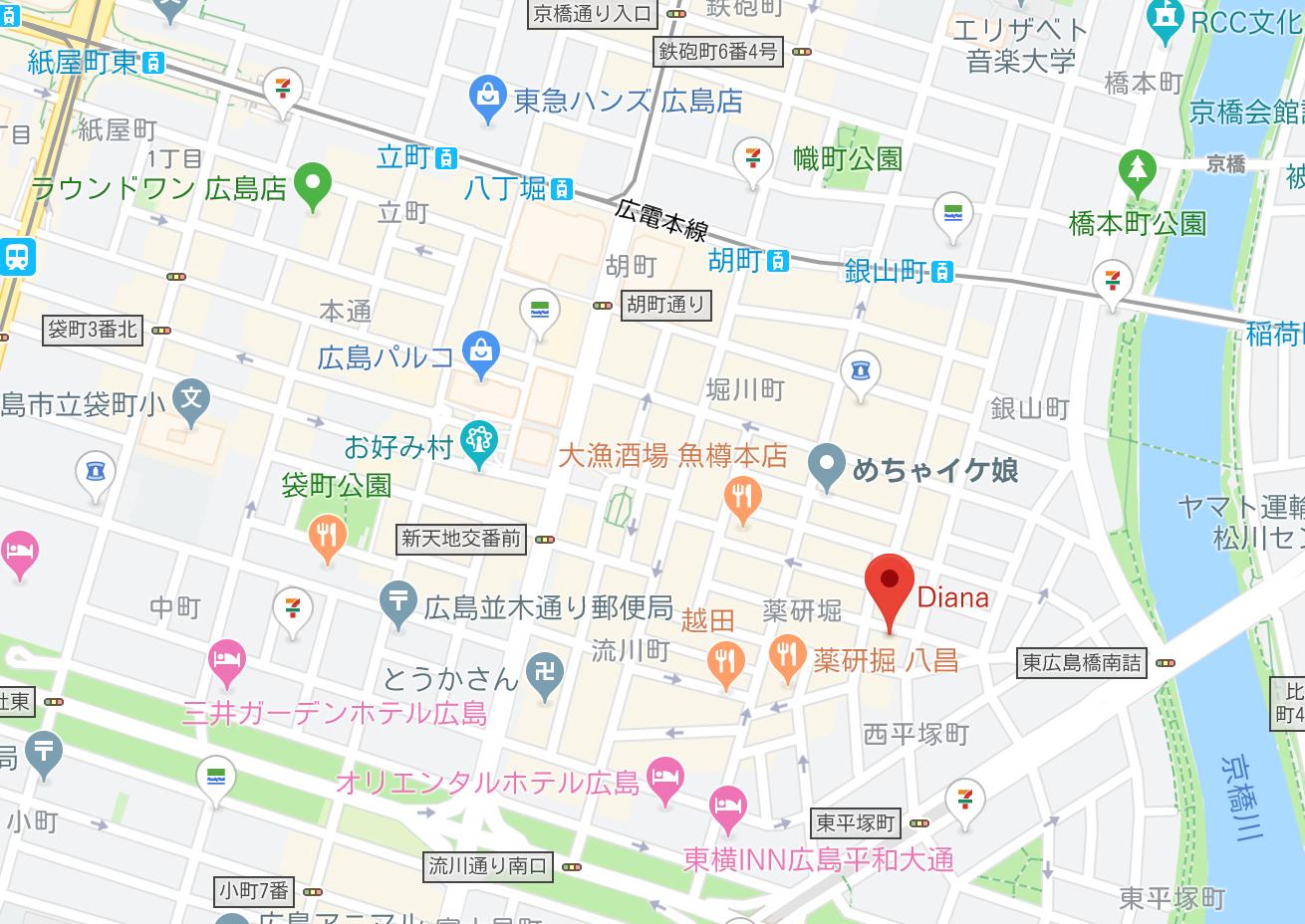 広島 マントル