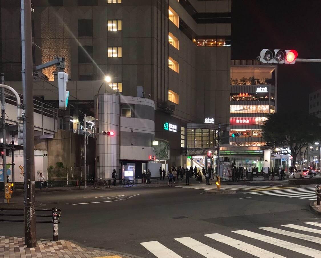 恵比寿 夜遊び