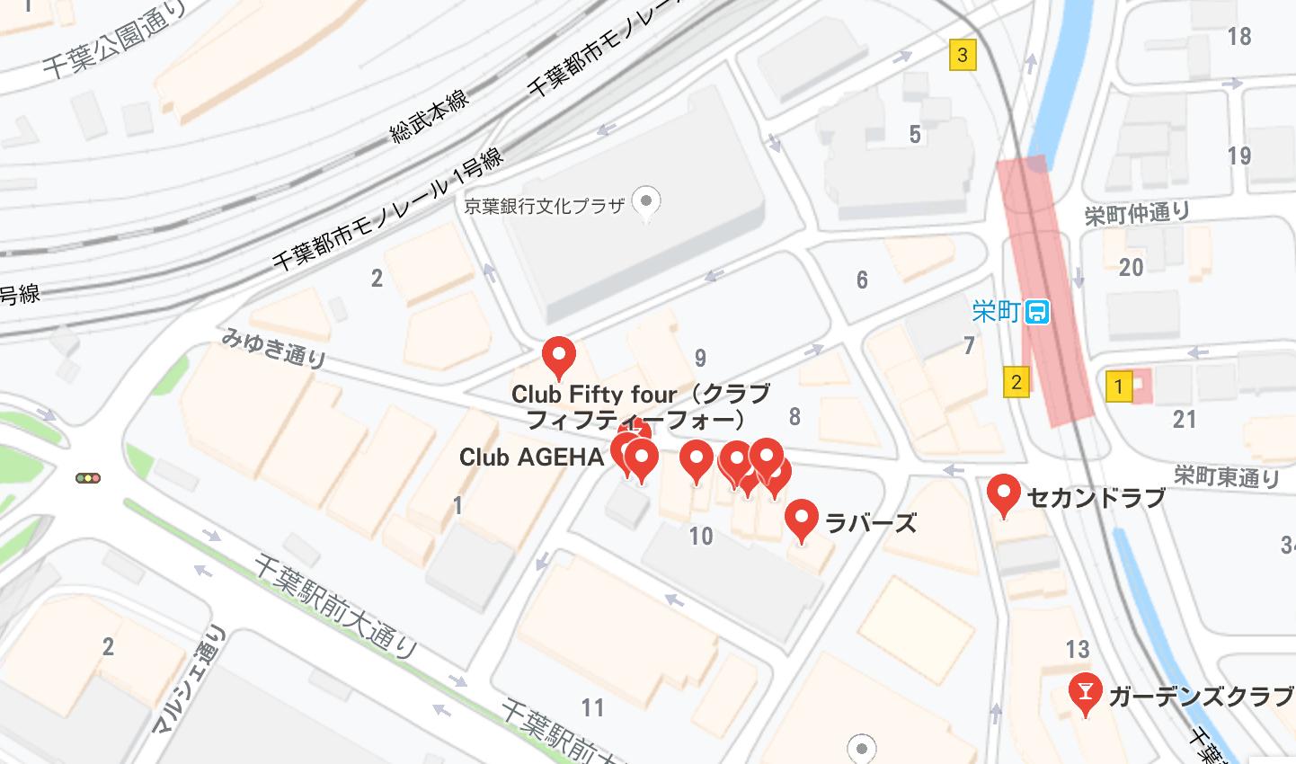 千葉市 キャバクラ