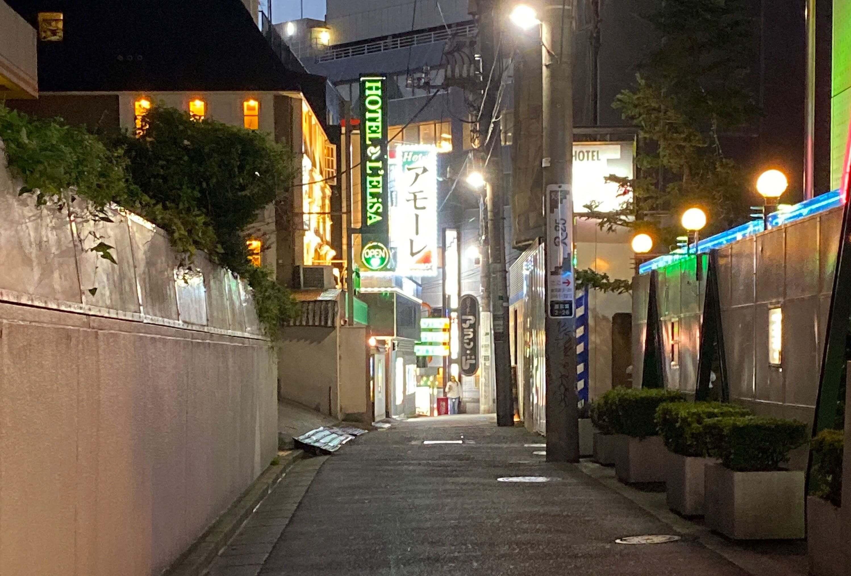 東京 夜遊び