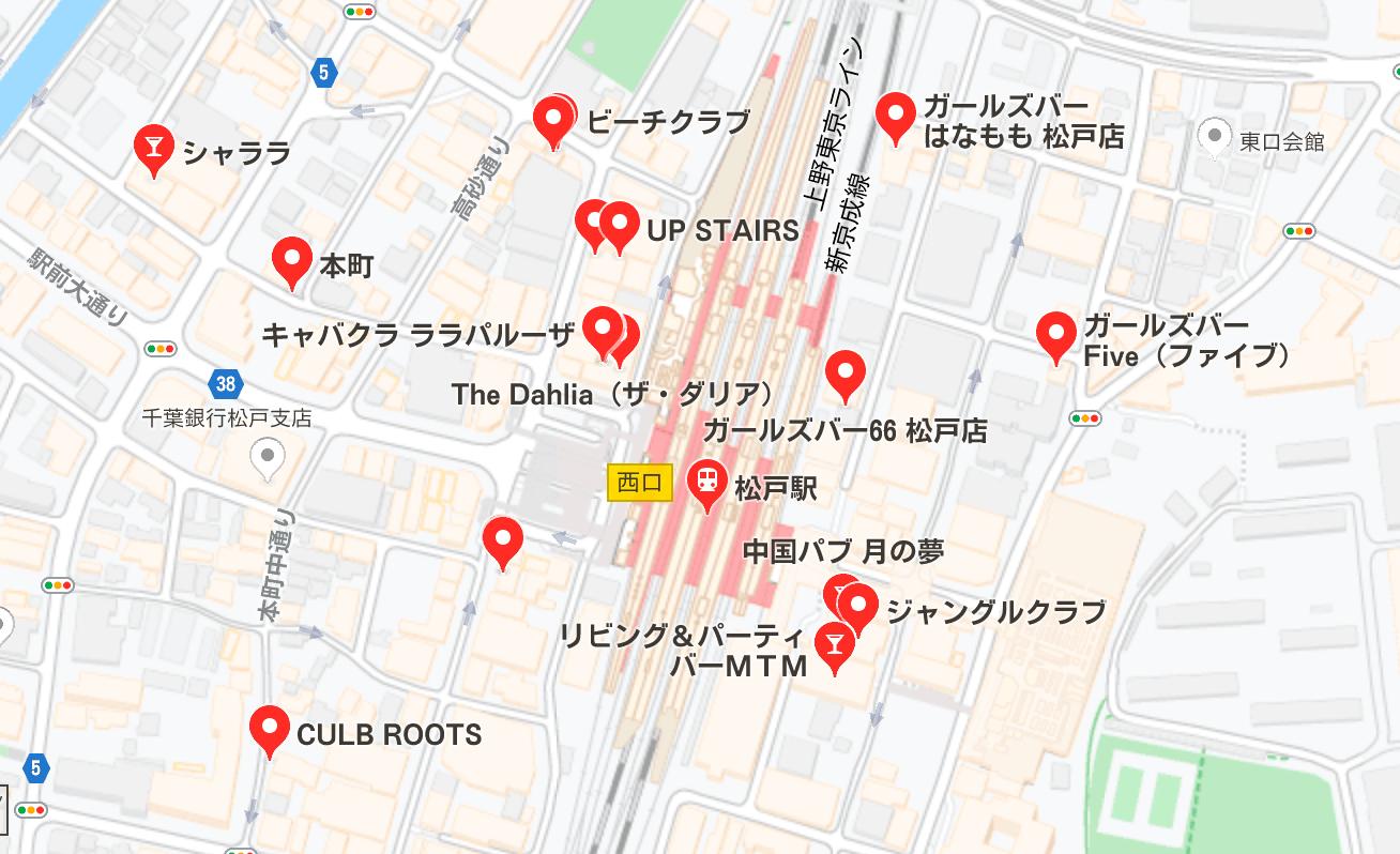 松戸 キャバクラ