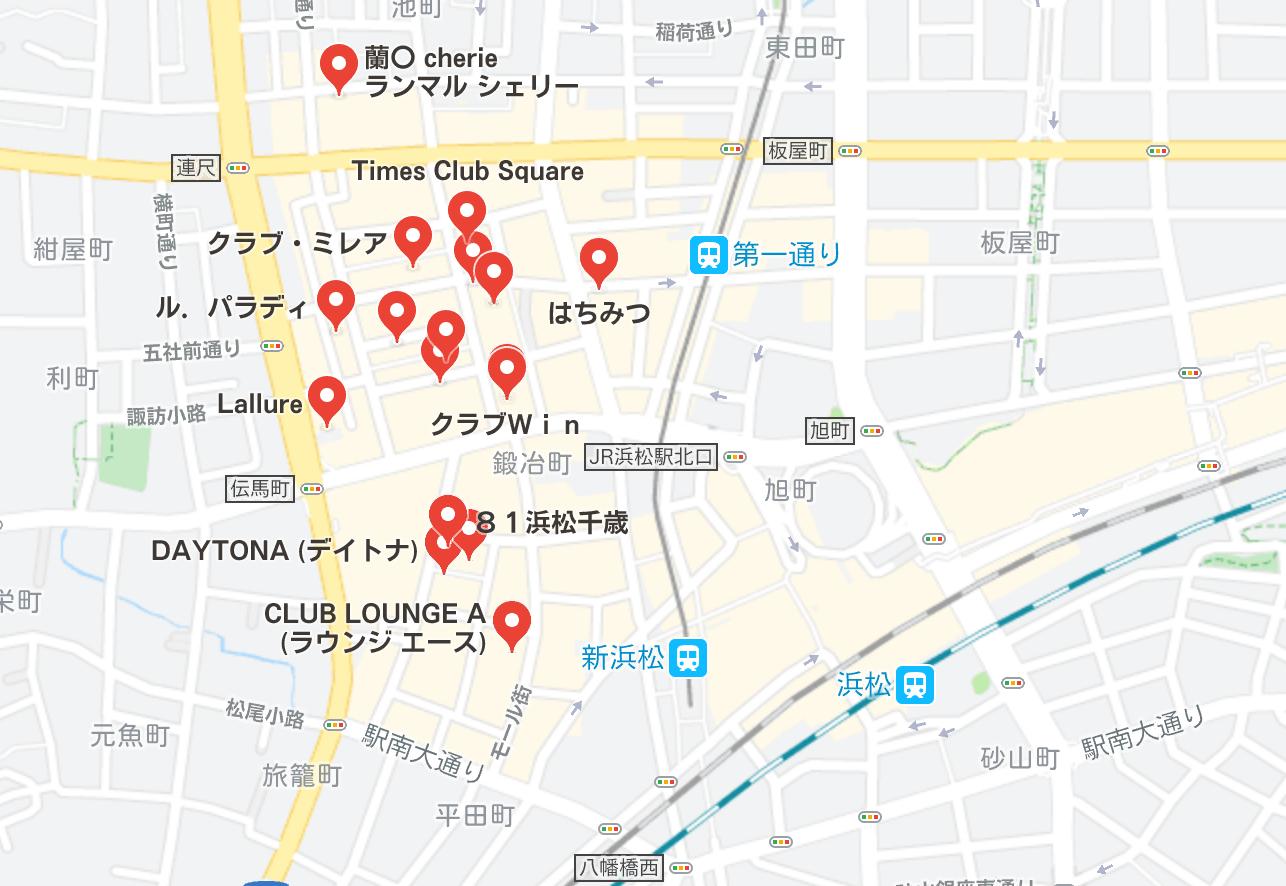 浜松市 夜遊び