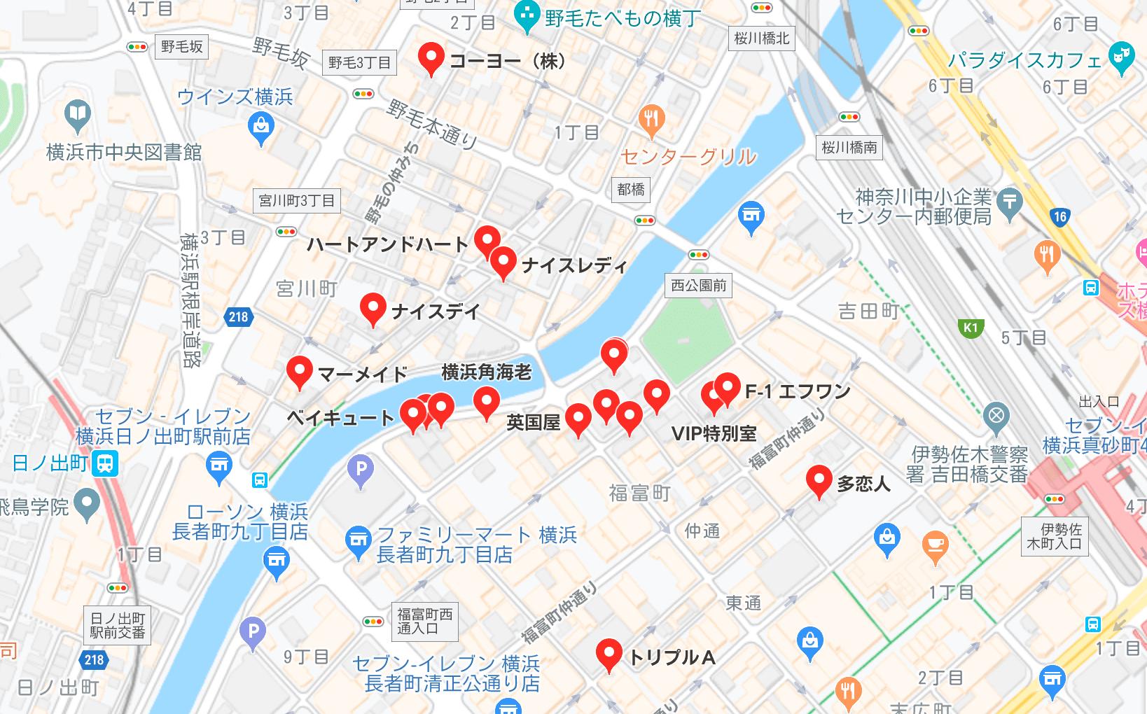 横浜市 ソープ