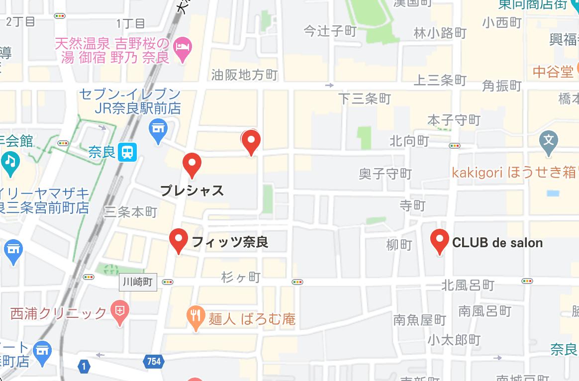 奈良市 キャバクラ