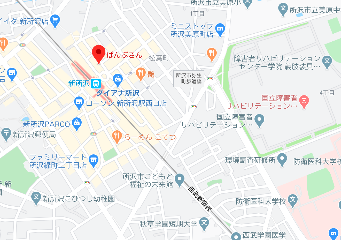 新所沢 ピンサロ