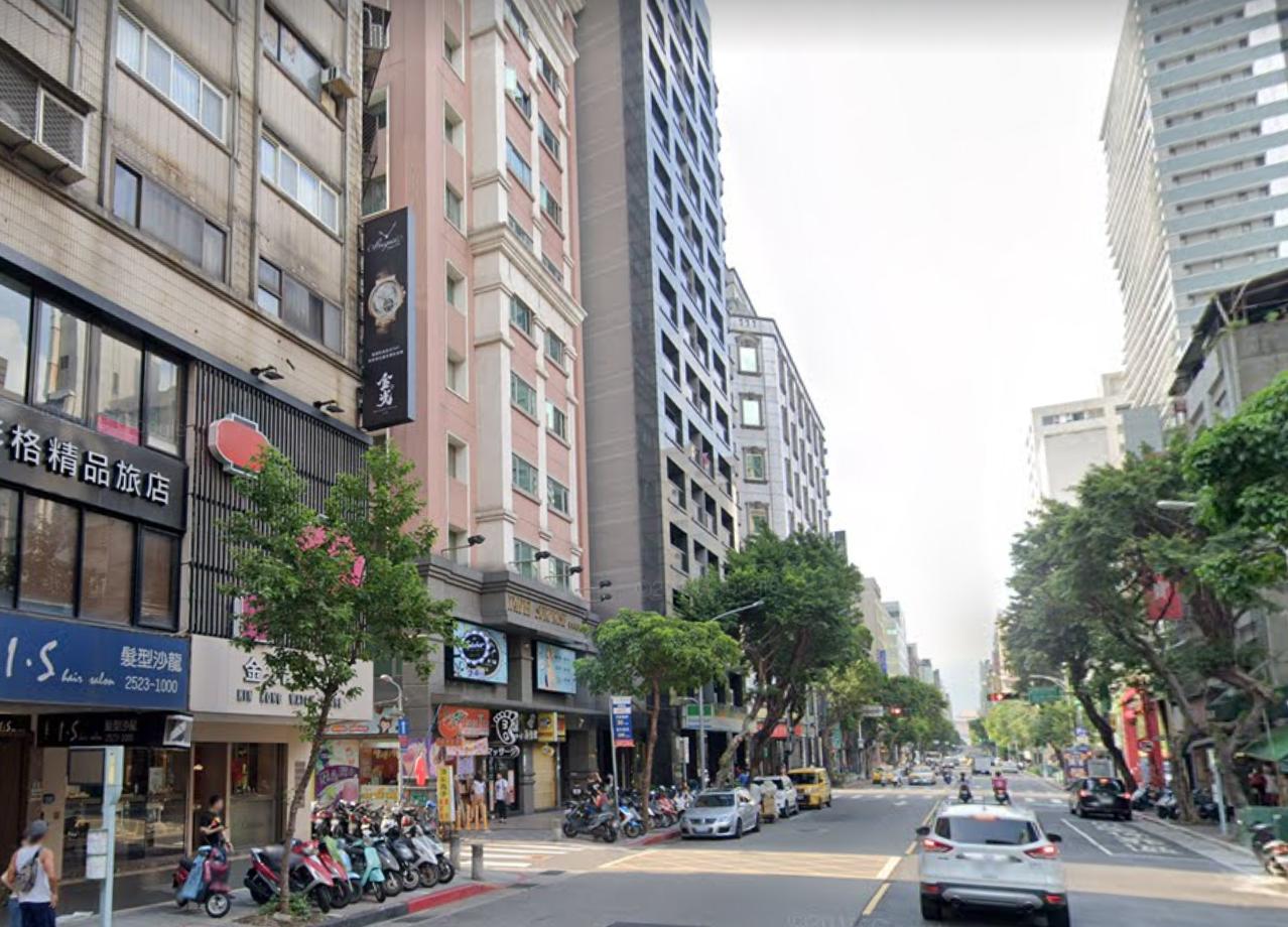 台湾 ピンポンマンション