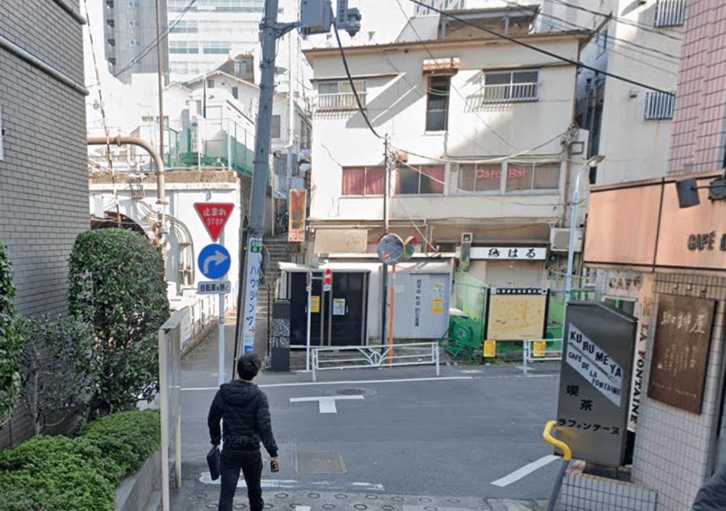 渋谷 立ちんぼ