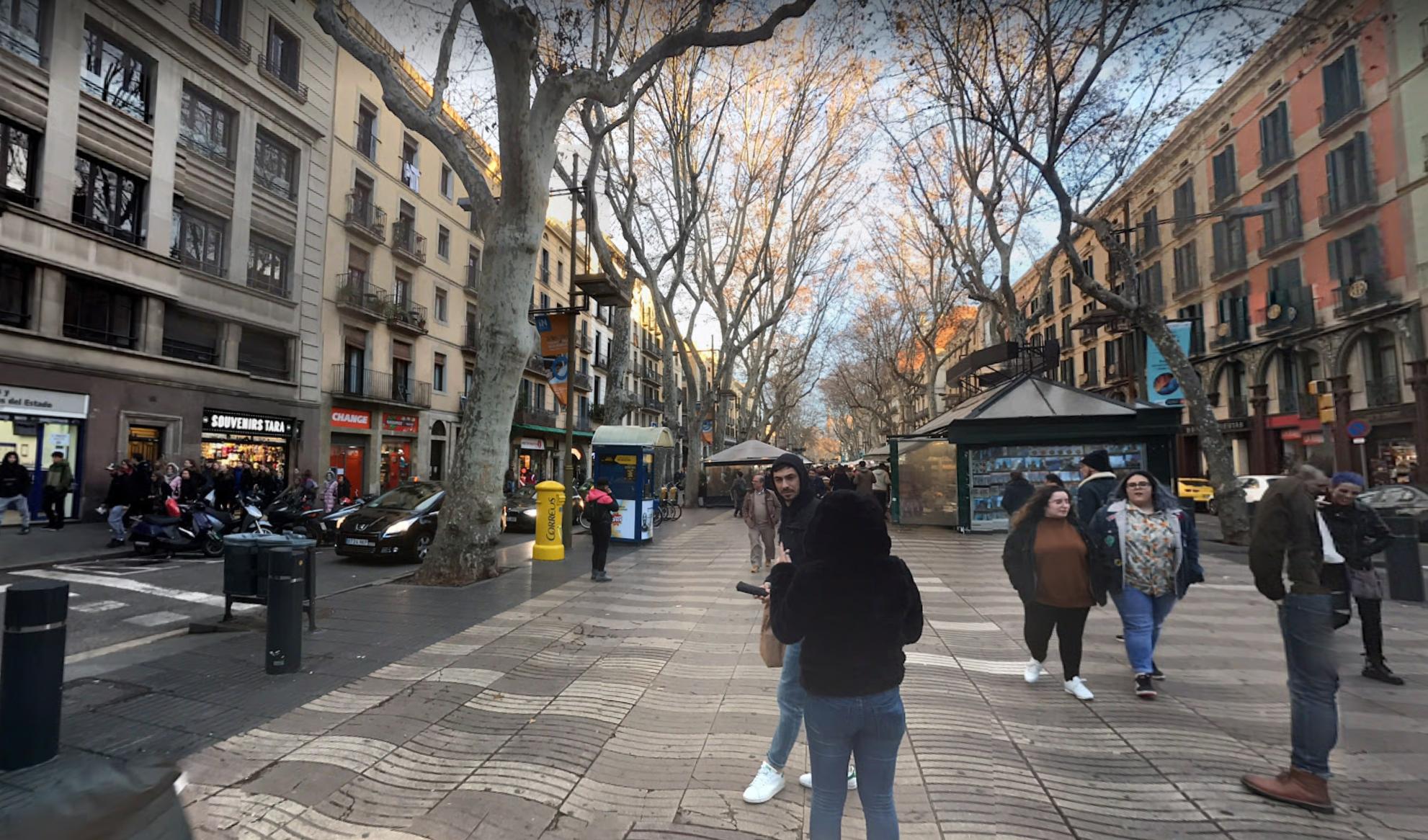 バルセロナ 立ちんぼ