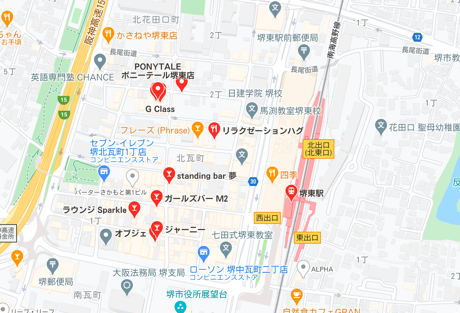 堺 キャバクラ