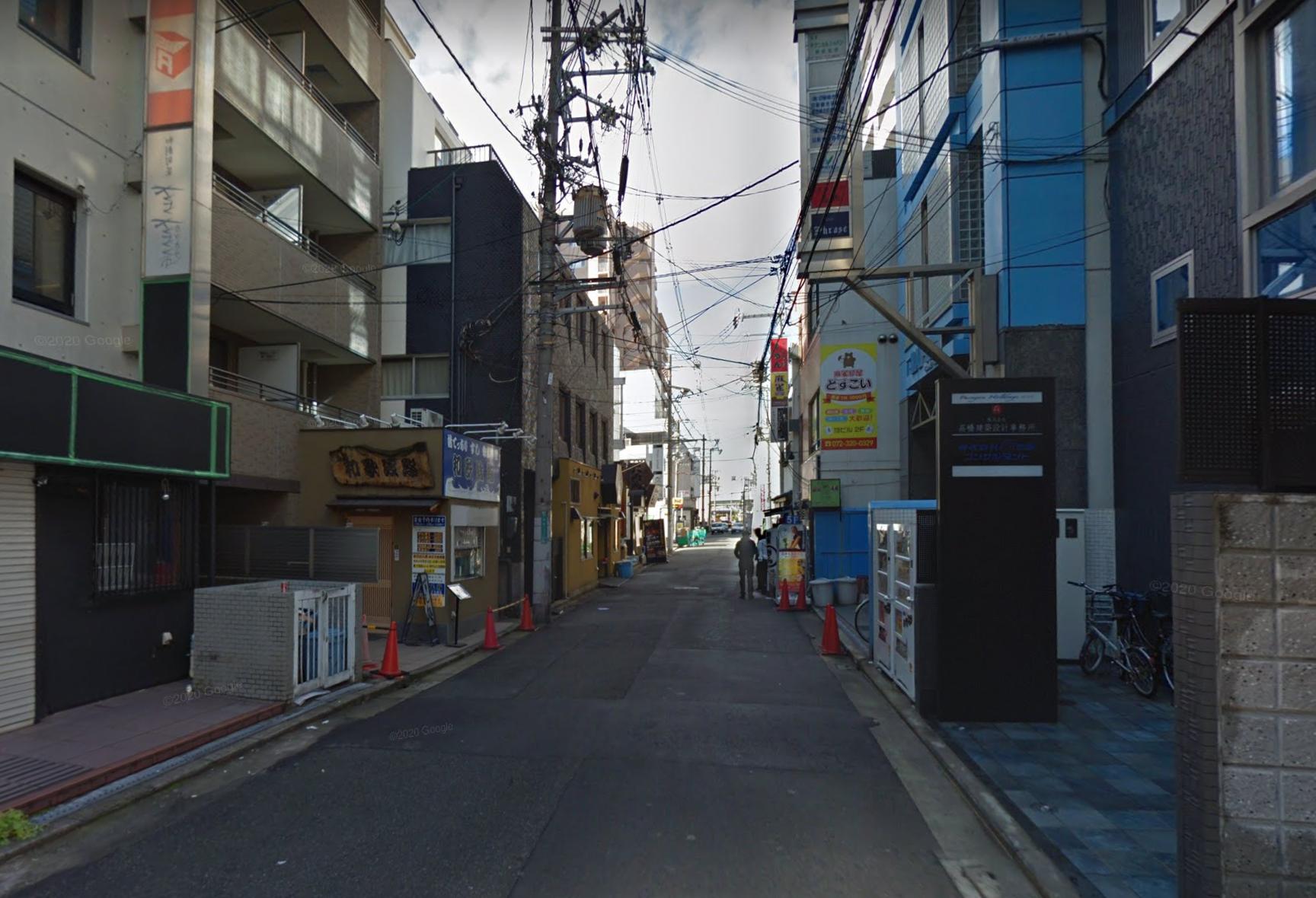 堺東 夜遊び