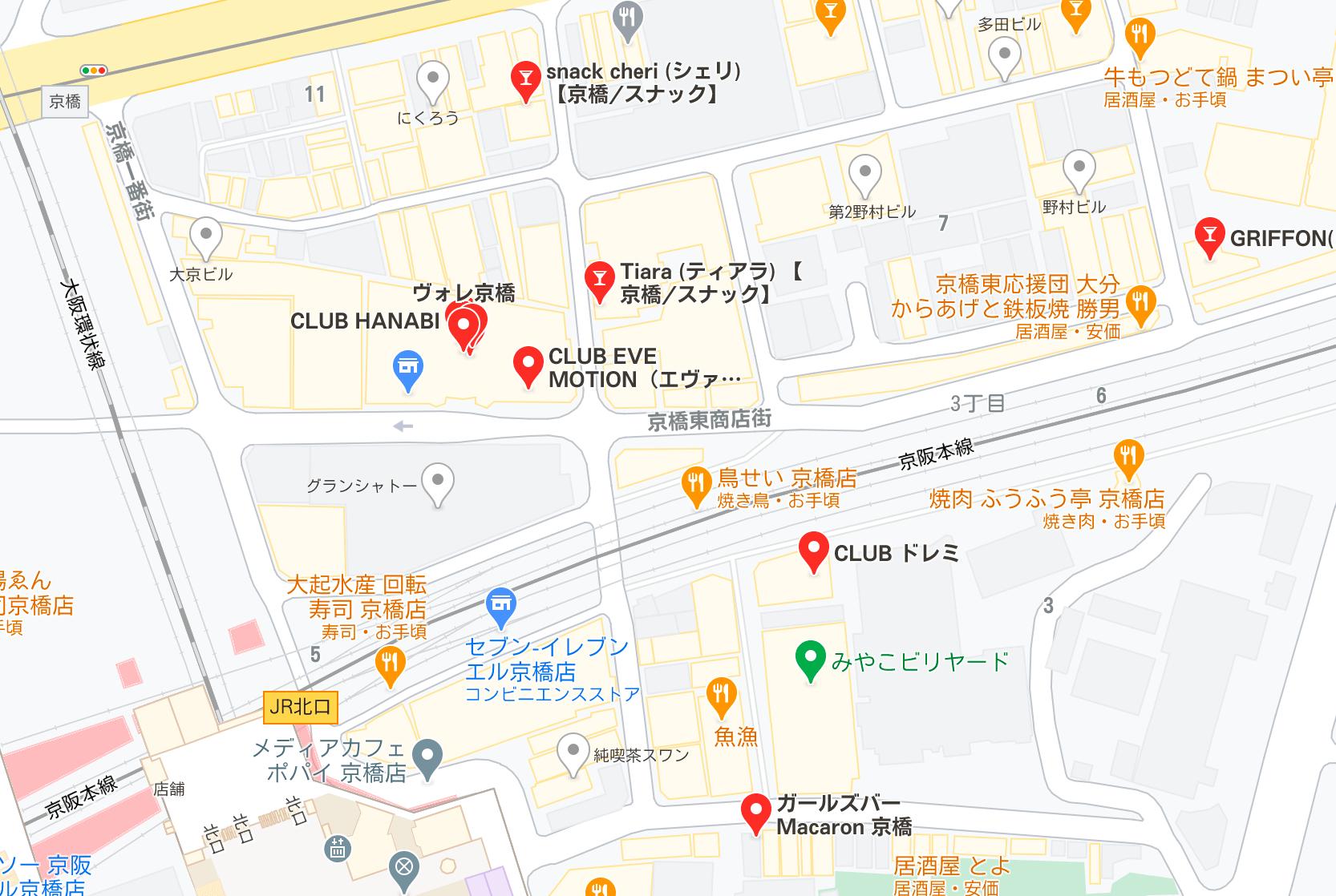 京橋 キャバクラ