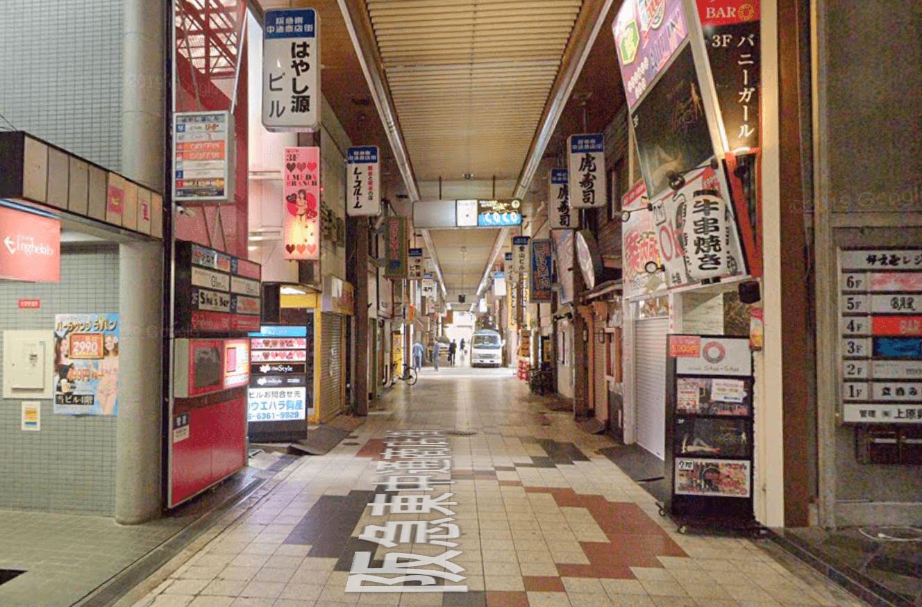 梅田 夜遊び