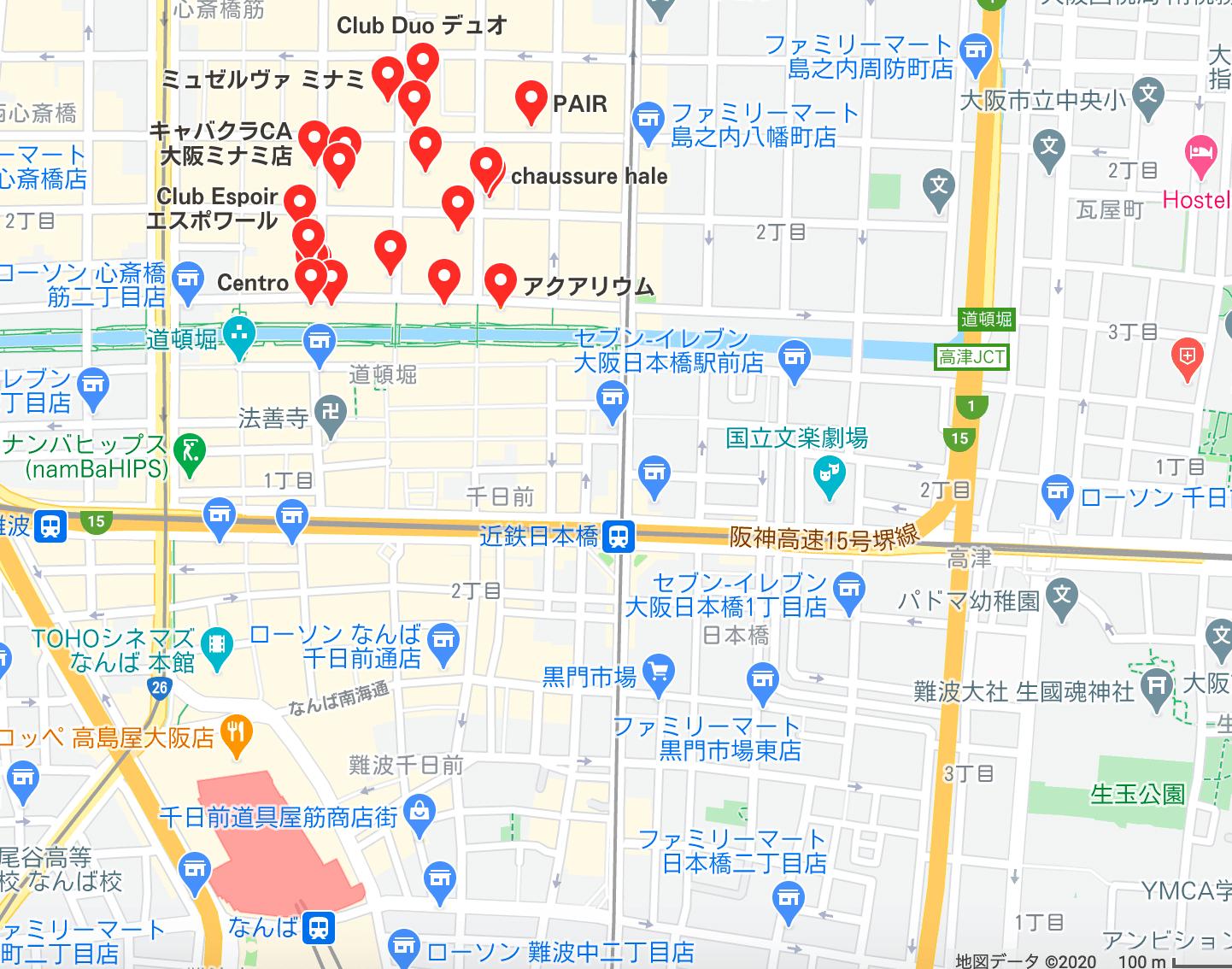 心斎橋 キャバクラ