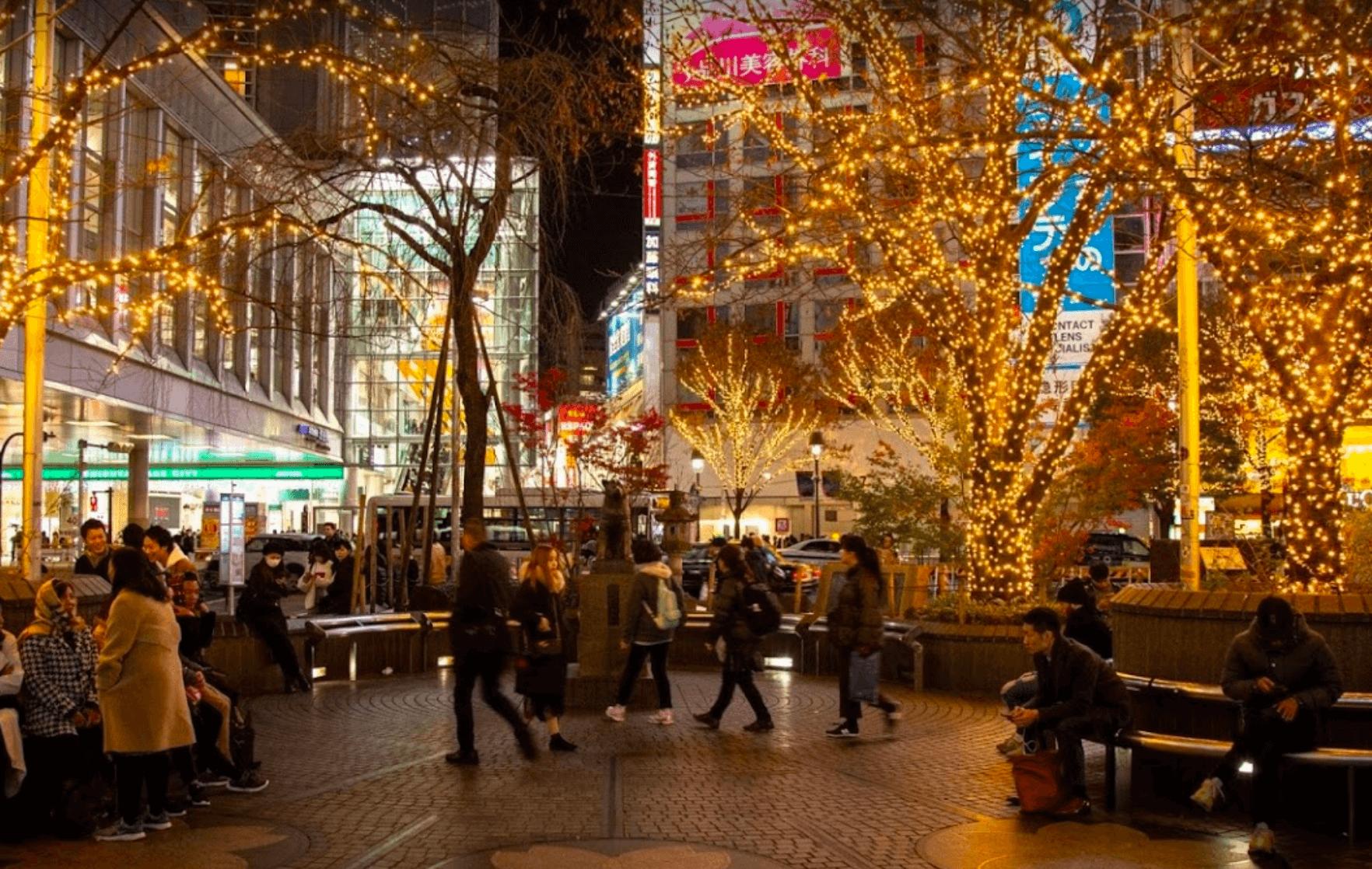 渋谷 ナンパ