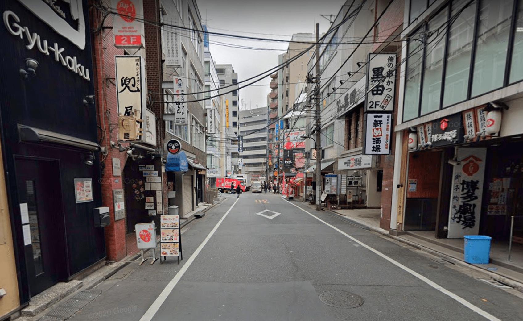 西新宿 ナンパ