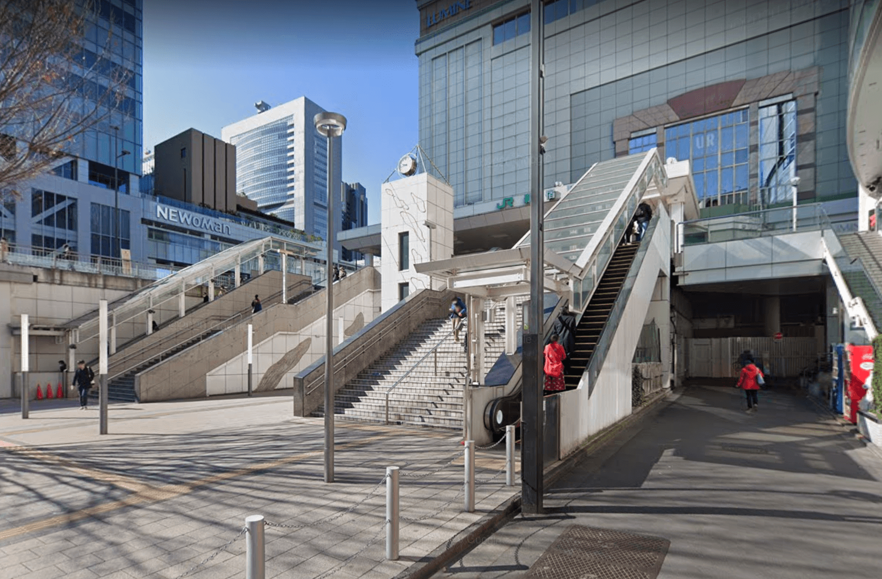 新宿駅東南口 ナンパ