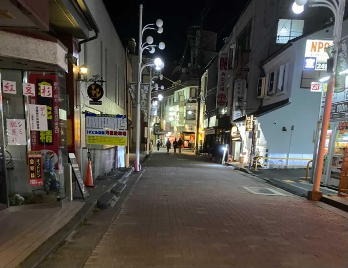 松本 夜遊び