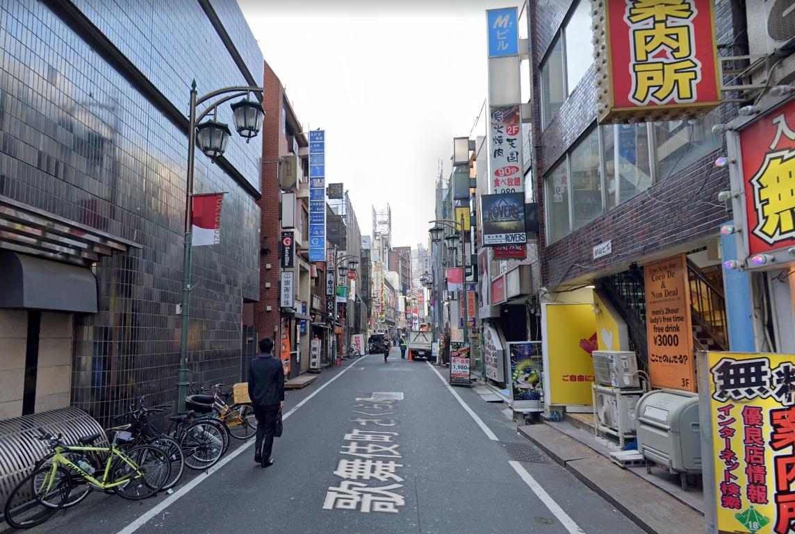 歌舞伎町 ゲイ 出会い